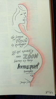 Bijbel Journal Jesaja 7:14