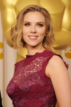 Graceful Scarlett Johansson ...  Phenomenal spectacle of female beauty...   In July 2005, Johansson starred, with Ewan McGregor, in Michael Bay's science fiction film, The Island, in dual roles as Sarah Jordan and her clone, Jordan Two Delta.