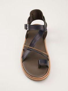 Dior Homme Strap Sandals - Gente Roma - Farfetch.com