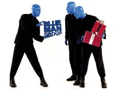 1000 images about blue man group on pinterest blue man. Black Bedroom Furniture Sets. Home Design Ideas