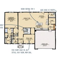 Madison B   Schumacher Homes.my New Favorite 2 Story, Master Down Floor Plan !