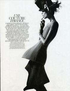 Fashion Editorial Vogue