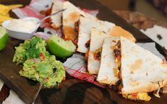 Quick & Easy Breakfast Quesadilla with Avocado