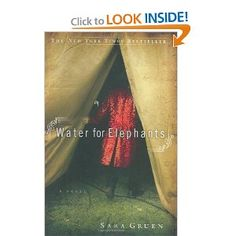 Favorite escape book,  I never want to see the movie for fear of losing the visual world this book takes me to.  Makes me want to join the circus