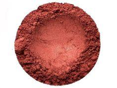Flow Natural Mineral Blush. Ideal for Pale Skin with Cool Undertones. #amberward #mineralmakeup #crueltyfree #palegirlproblems #makeup #beauty #fotd #widn #mua #porter