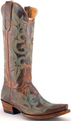 i don't own cowboy boots and i probably will never desire to...but i really like these.