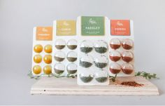 Spice Palette (Student Project) on Packaging of the World - Creative Package Design Gallery
