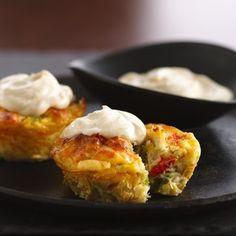 Impossibly Easy Mini Crab Cake Pies Recipe