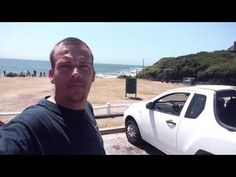 Jeffreys Bay surfers and blurred Kayaking : VLOG #176