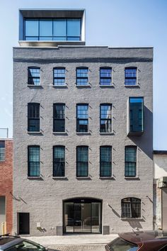 185 Plymouth Street, New York, 2014 - Alloy