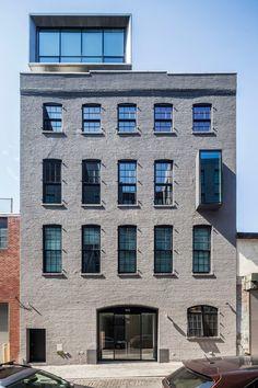 185 Plymouth Street, New York, 2014 - Alloy