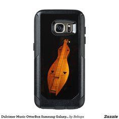 Dulcimer Music OtterBox Samsung Galaxy S7 Case
