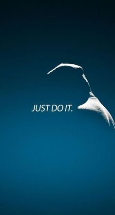 Nike Logo Just Do It HD Wallpapers for iPhone is a