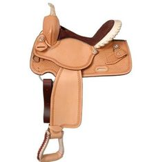 Just a simple everyday saddle or you can make it a show saddle