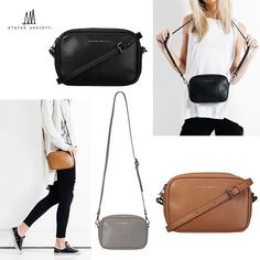 Status Anxiety Plunder purse is the perfect everyday bag! // In Stock in all colours ready for fast delivery // FREE Shipping on all online orders. #urbancouturedesigns #stylist #styling #fashion