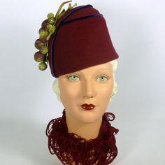 Hats and Fascinators I Love #3 by Claudia della Frattina on Etsy