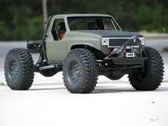 Click the image to open in full size. Rc Cars And Trucks, Cool Trucks, Chevy Trucks, Chevy 4x4, Rc Rock Crawler, Offroader, Trophy Truck, Custom Cars, Cars And Motorcycles