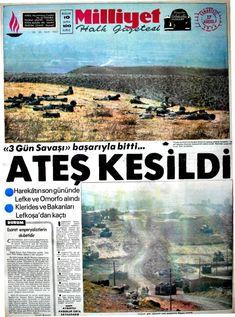 1046 x 1409 ( Turkey History, Turkey Country, Newspaper Headlines, Important Facts, Nostalgia, Cyprus, Ankara
