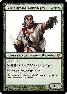 Wot magic cards