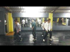 KPOP RIO-ZONE DANCE- Kim Hyun Joong _Unbreakable (practice) - YouTube