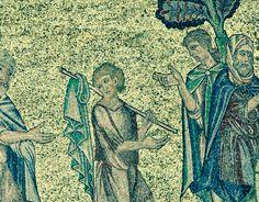 Histoire de Joseph 6 Avec les marchands, Joseph arrive en Egypte