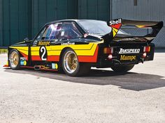 Photo of the day: Zakspeed Ford Escort