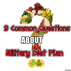 Can I add cream and sugar to my coffee on the Military Diet? Here are 9 Common Questions about #Military #Diet #Plan that people often ask..