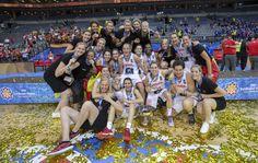 Amigas - Eurobasket 2017 (Foto FEB)