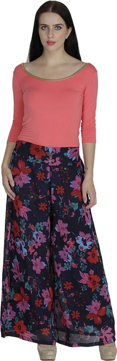 Shopingfever Regular Fit Women's Trousers - Buy Dark Blue, Red, Pink Shopingfever Regular Fit Women's Trousers Online at Best Prices in India | Flipkart.com