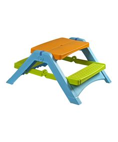 Look at this Picnic Table on #zulily today!
