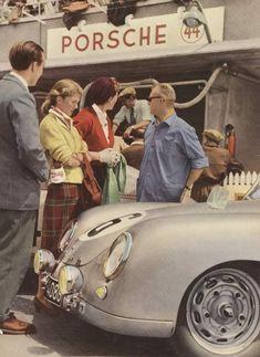 Porsche 356 Outlaw, Porsche 356 Speedster, My Dream Car, Dream Cars, Porsche Classic, Classic Cars, Vintage Porsche, Porsche Cars, Le Mans