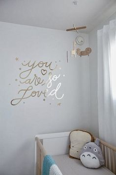 Deconiños: neutral + gold | Ministry of Deco