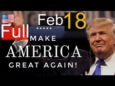 President Donald Trump Speech Today 2/18/17 , Fantastic Rally in Melbourne , Florida - YouTube