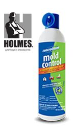 Concrobium Mold Control Aerosol | Leading product on the market that effectively eliminates musty ordors, existing mold, prevents mold re-growth with no harmful chemicals | Available at Home Improvement Stores | BreakfastTV