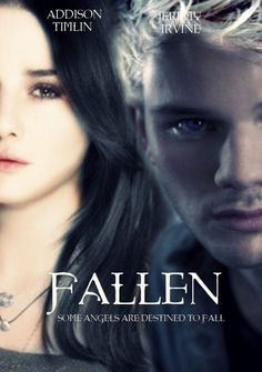 Addison Timlin and Jeremy Irvine in Fallen (2016)