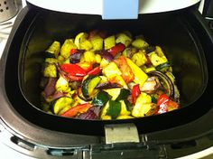 The Calorie Counter: Roasted Veg