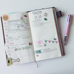 This week I am trying out my midori travellers notebook as a planner. I am loving it, but at the same time I am missing the Filofax, I am confused I…