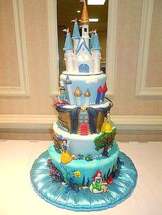 + images about Disneyland cakes on Pinterest  Disneyland Parks, Cake ...