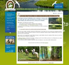 Rando Blavet - Equitation dans le Morbihan