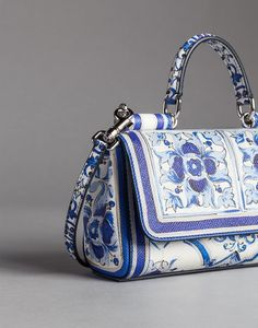 Blue bag, Dolce&Gabanna