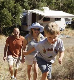 RV camping with children tips