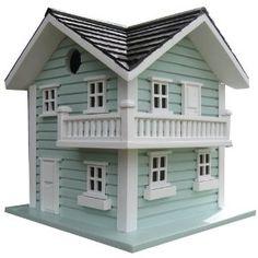 beach cottage bird house