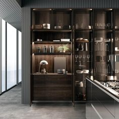 Cabinets are getting more popular and you can even buy them directly from the internet. To help people choose the right cabinets from so many selections