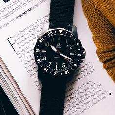 BOLDR Explorer GMT - Black
