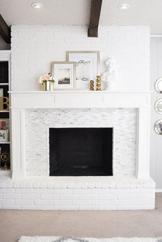 9 awesome fireplace makeover projects