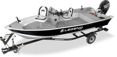 16 XTR S – Legend Boats Electric Trolling Motor, Utility Boat, Marine Grade Plywood, Small Fishing Boats, Front Deck, Big Wheel, Vintage Fishing, Vinyl Flooring, Keep It Cleaner