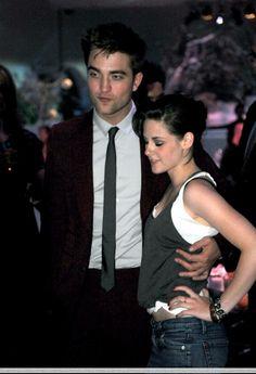 Kristen Stewart & Rob Pattinson at the Eclipse premiere afterparty - June 2010