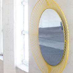 10 besten spiegel im sch ner wohnen shop bilder auf pinterest badezimmer kreisf rmiger. Black Bedroom Furniture Sets. Home Design Ideas