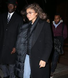 Zendaya out in NYC 12/11/17
