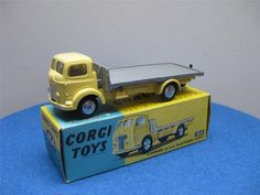 Commer Flatbed Truck